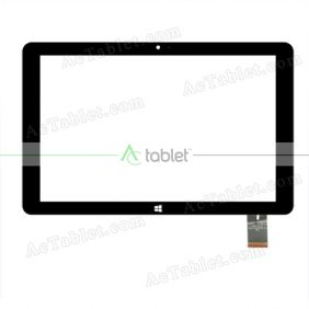 FPC-CY101S093-00 Digitizer Glass Touch Screen Replacement for 10.1 Inch MID Tablet PC