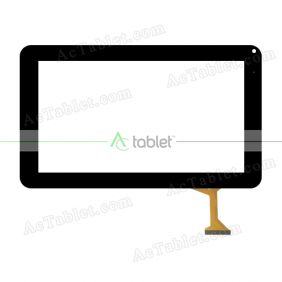FX-C9.0-0068-V3.0 KDX Digitizer Glass Touch Screen Replacement for 9 Inch MID Tablet PC