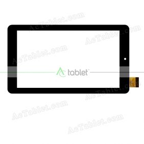 HXD-0732A7 Digitizer Glass Touch Screen Replacement for 7 Inch MID Tablet PC