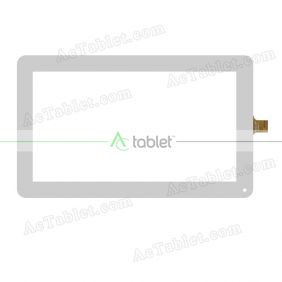 MGLCTP-10930 2015.12.01 Tx26*Rx14 Digitizer Glass Touch Screen Replacement for 10.1 Inch MID Tablet PC
