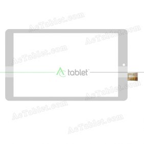 MGLCTP-801046-80941FPC Digitizer Glass Touch Screen Replacement for 8 Inch MID Tablet PC
