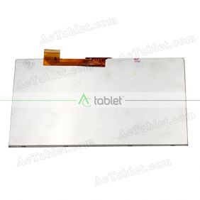 C05070FPC30-02 LCD Display Screen Replacement for 7 Inch Tablet PC