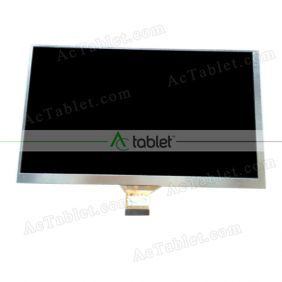 S8 C0702630FPOJ LCD Display Screen Replacement for 7 Inch Tablet PC