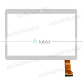 MGLCTP-90835-90894FPC Digitizer Glass Touch Screen Replacement for 9.6 Inch MID Tablet PC