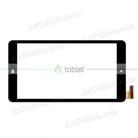 WJ910-FPC V1.0 Digitizer Glass Touch Screen Replacement for 9 Inch MID Tablet PC