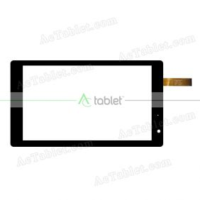 LCGB0701144 Digitizer Glass Touch Screen Replacement for 7 Inch MID Tablet PC