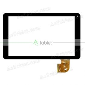 FPC-FC90S049(50)-00 Digitizer Glass Touch Screen Replacement for 9 Inch MID Tablet PC