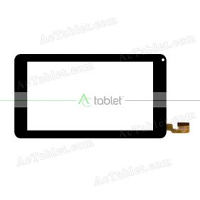 FPC-FC70S606(G739)-00 Digitizer Glass Touch Screen Replacement for 7 Inch MID Tablet PC