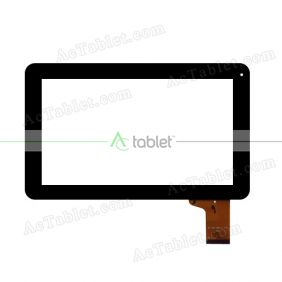 10112-003860G Digitizer Glass Touch Screen Replacement for 9 Inch MID Tablet PC