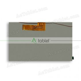 Replacement C101D40-A LCD Screen for 10.1 Inch Tablet PC