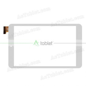 MGLCTP-80576-B Digitizer Glass Touch Screen Replacement for 8 Inch MID Tablet PC