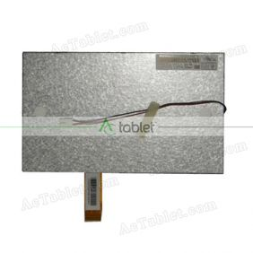 Replacement HSD070I651 LCD Screen for 7 Inch Tablet PC