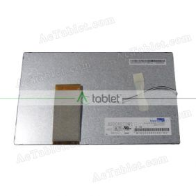 Replacement HSD080IDW1-C01 LCD Screen for 8 Inch Tablet PC
