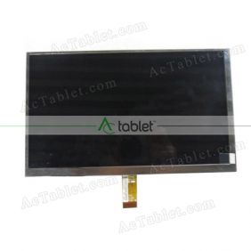 Replacement HSD090ICW1-A00 LCD Screen for 9 Inch Tablet PC