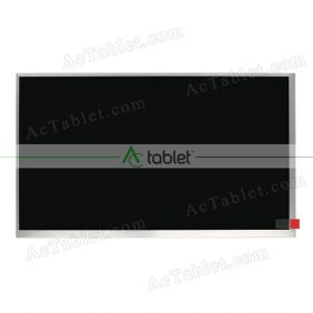 "Digiland DL1008M 10.1/"" Tablet Replacement LCD Screen"