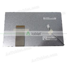 Replacement HSD090IDW1-A00 LCD Screen for 9 Inch Tablet PC