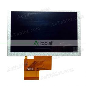 Replacement HE050NA-01F LCD Screen for 5 Inch Tablet PC