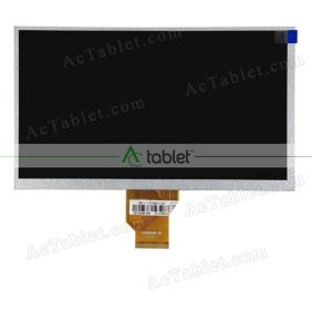 Replacement 20000938-30 LCD Screen for 9 Inch Tablet PC