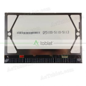 Replacement LTN101NL01 LCD Screen for 10.1 Inch Tablet PC