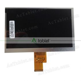 Replacement P13800XY LCD Screen for 7 Inch Tablet PC
