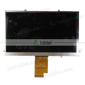 Replacement 754TG700E200011 LCD Screen for 7 Inch Tablet PC