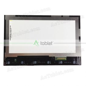Replacement BP101WX1-206 LCD Screen for 10.1 Inch Tablet PC