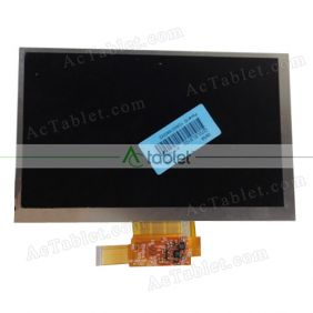 Replacement 32-D091040 H-1323 LCD Screen for 7 Inch Tablet PC
