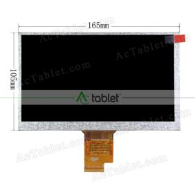 Replacement KR070LA5T LCD Screen for 7 Inch Tablet PC