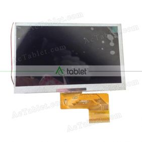 Replacement LC80005.1 LCD Screen for 7 Inch Tablet PC