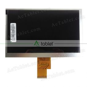 Replacement SL007DH45FPC-V1 LCD Screen for 7 Inch Tablet PC