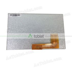 Replacement H-H07018FPC0-AG2 LCD Screen for 7 Inch Tablet PC