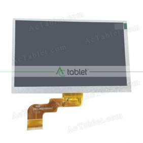 Replacement FPC3-WSN70005AV2 LCD Screen for 7 Inch Tablet PC