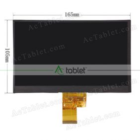 Replacement 070-FPCA-R1 LCD Screen for 7 Inch Tablet PC