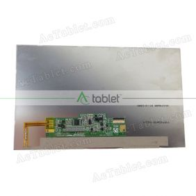Replacement HV070WSA-100 LCD Screen for 7 Inch Tablet PC