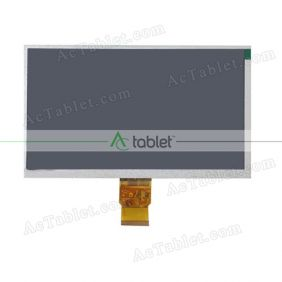Replacement SSL090C01150-PFC LCD Screen for 9 Inch Tablet PC