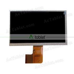 Replacement KR070PF3T LCD Screen for 7 Inch Tablet PC