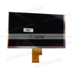 Replacement KR070LE7T 00796-A LCD Screen for 7 Inch Tablet PC