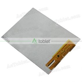 Replacement YH079IF40-C LCD Screen for 7.9 Inch Tablet PC