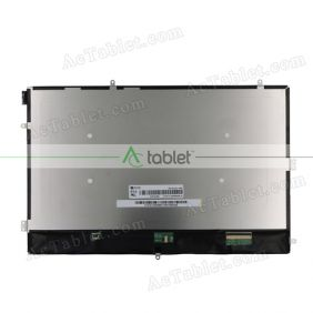 Replacement BP101WX1-400 LCD Screen for 10.1 Inch Tablet PC