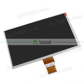 Replacement FX090IV050H-FPC-B LCD Screen for 9 Inch Tablet PC