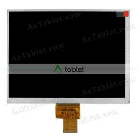 Replacement SL008DH01FPC LCD Screen for 8 Inch Tablet PC