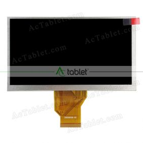 Replacement ZE065NA-01B 6.5D LCD Screen for 6.5 Inch Tablet PC