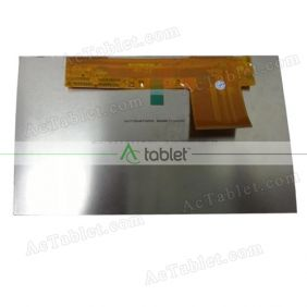 Replacement W070DWBTR3M5_A0 LCD Screen for 7 Inch Tablet PC
