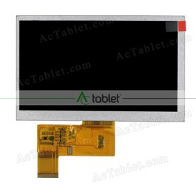 Replacement HW800480F-3E-0B-20 LCD Screen for 7 Inch Tablet PC