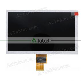 Replacement ZJ080NA-08A LCD Screen for 8 Inch Tablet PC