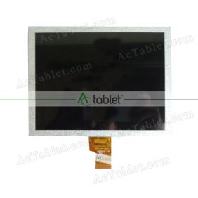 Replacement KR080LB1S LCD Screen for 8 Inch Tablet PC