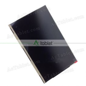 Replacement HJ070IA-01I LCD Screen for 7 Inch Tablet PC