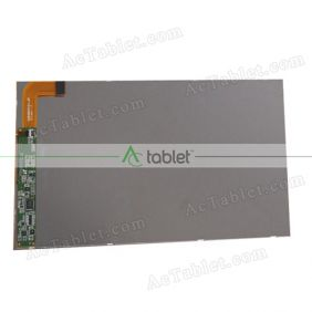 Replacement S080B02V21_HF LCD Screen for 8 Inch Tablet PC