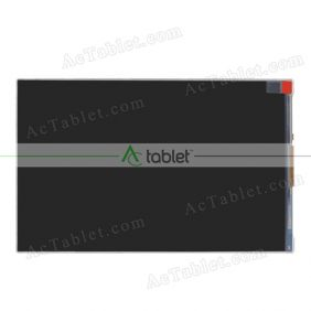 Replacement LSL080AL02-S01 LCD Screen for 8 Inch Tablet PC
