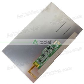 Replacement BP070WS1-200 LCD Screen for 7 Inch Tablet PC